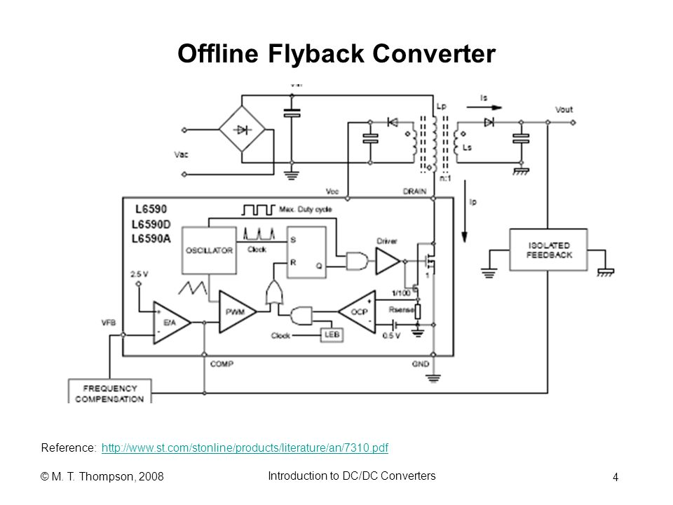 Power Electronics Notes 07A Introduction to DC/DC Converters - ppt