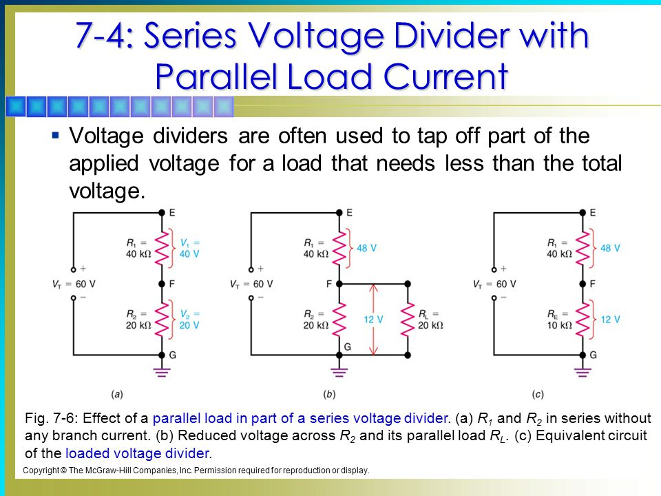 voltage dividers and current dividers ppt video online download