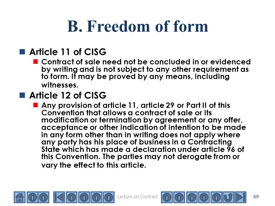 Lecture On Contract Law Ppt Download