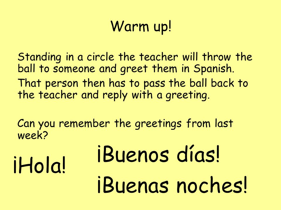 Spanish goodbyes to be able to say goodbye in spanish ppt video 2 buenos das m4hsunfo