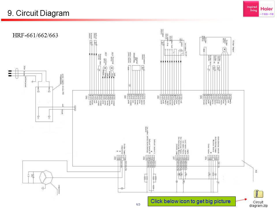 9. Circuit Diagram HRF-661/662/663 Click below icon to get big picture