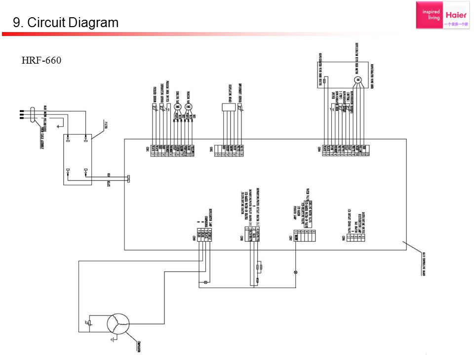 9. Circuit Diagram HRF-660