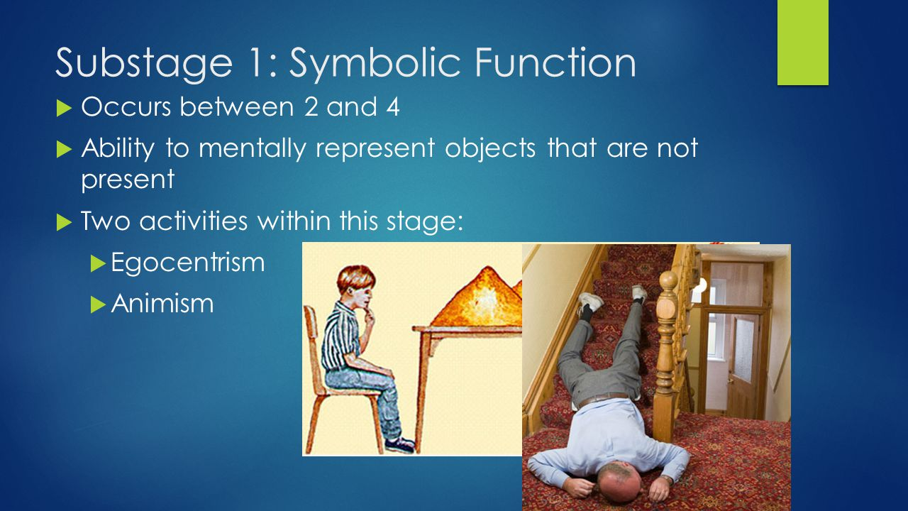 Substage 1: Symbolic Function