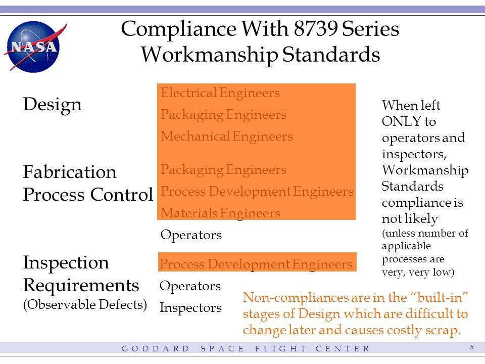workmanship requirements compliance ppt video online download rh slideplayer com IPC Workmanship Standards Workmanship Standards for Salons
