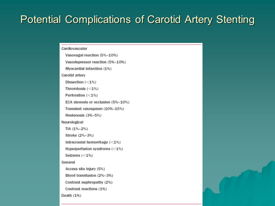 Peripheral arterial disease-1 carotid - ppt video online