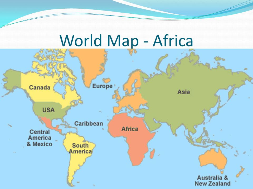 Lets explore the continent of africa ppt video online download 2 world map africa gumiabroncs Image collections
