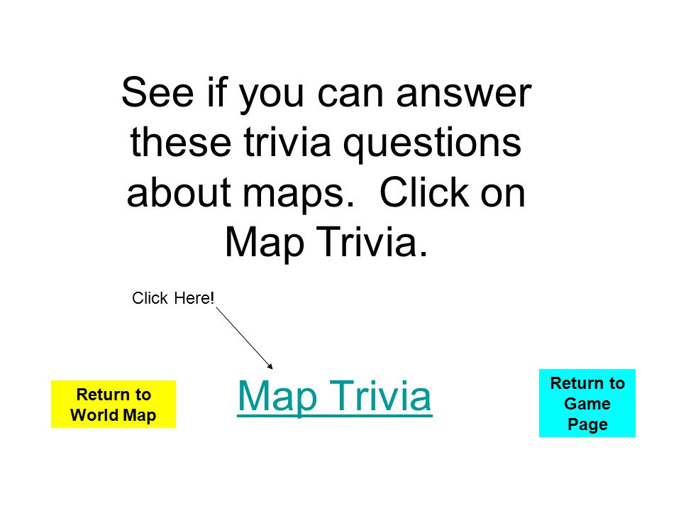 Learning about the earth ppt video online download see if you can answer these trivia questions about maps gumiabroncs Image collections