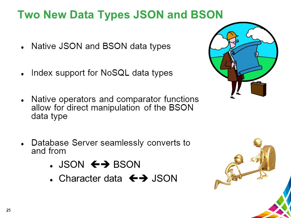 nosql json and bson overview ppt download