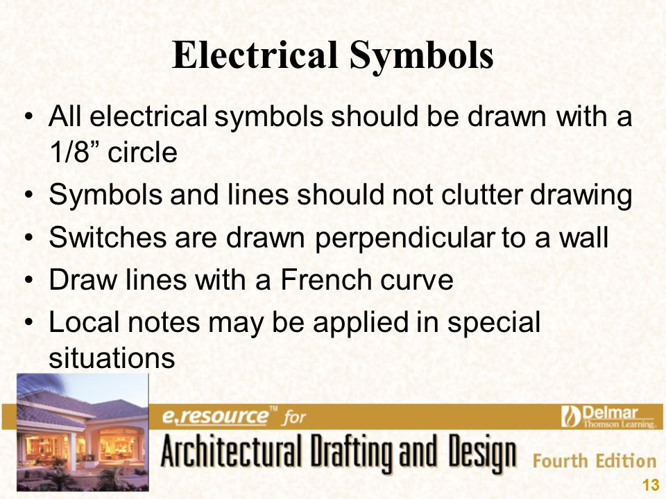 chapter 17 electrical plans ppt video online download. Black Bedroom Furniture Sets. Home Design Ideas