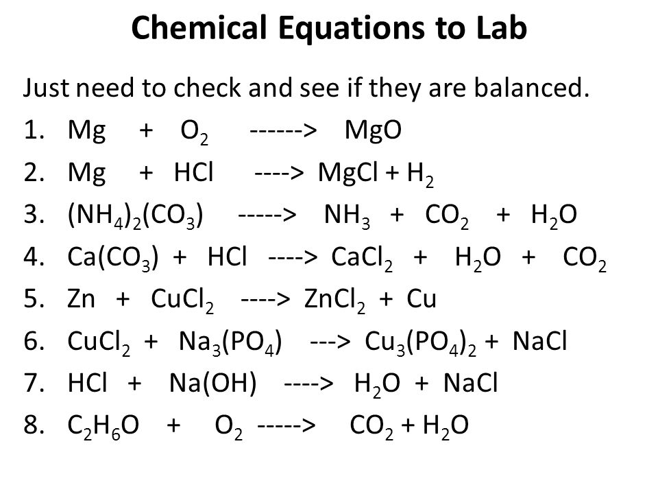 Chemical Reactions. - ppt video online download