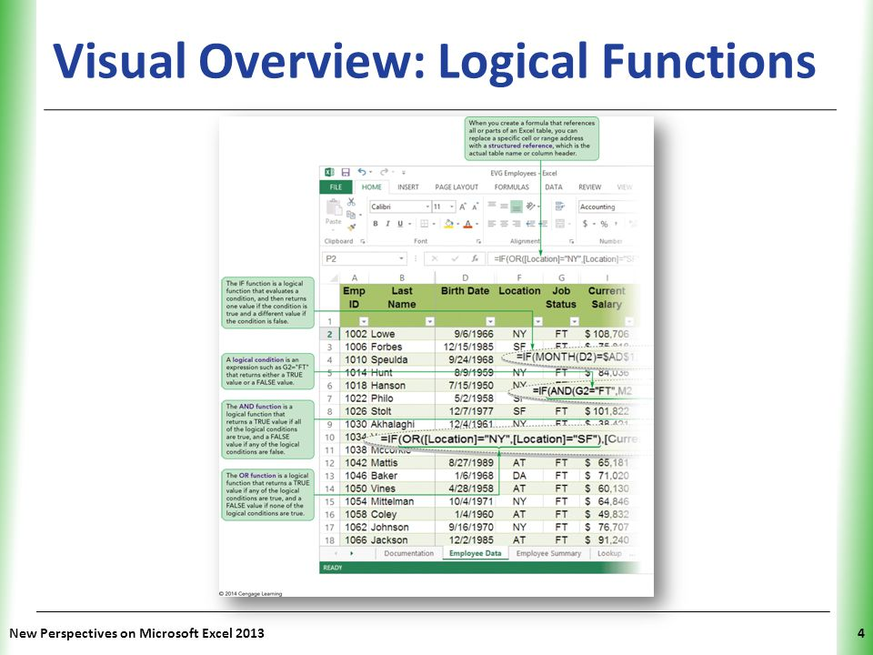 Tutorial 8: Working with Advanced Functions - ppt video online download