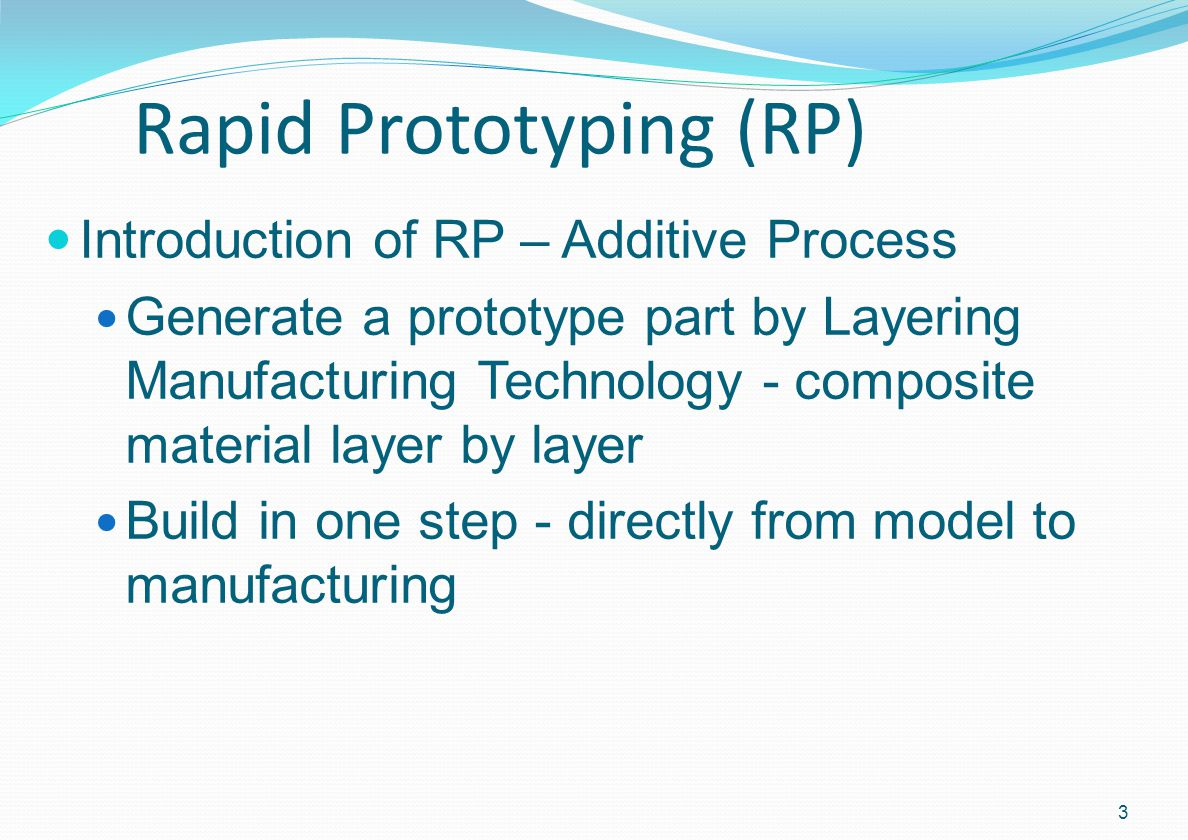 history of rapid prototyping pdf