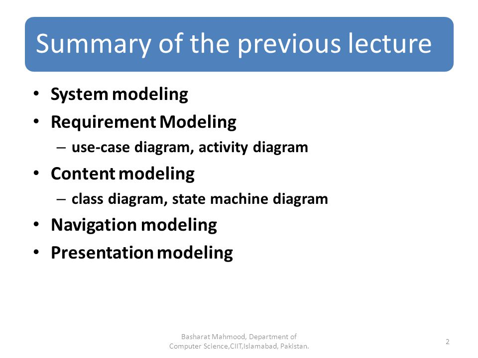 Web application architecture ppt video online download summary of the previous lecture ccuart Images