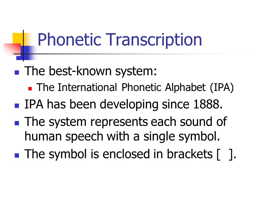 The Sounds Of Language Phonetics Chapter Ppt Video Online Download