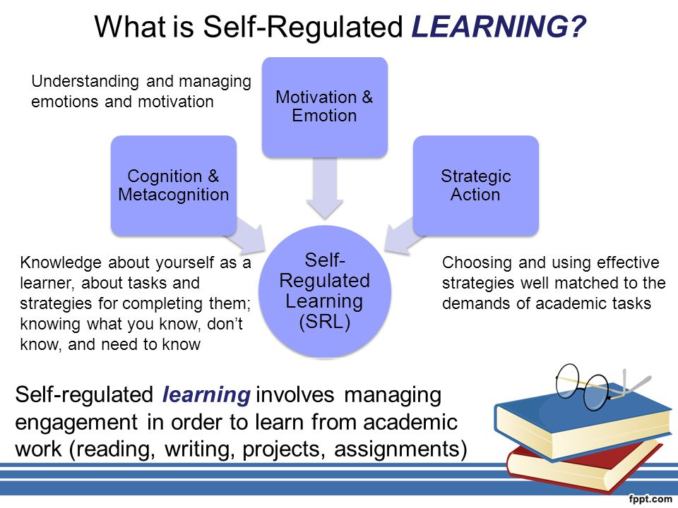 """self-regulated learning in online education a review of the empirical literature Pearson, the global leader in education and education technology, provides innovative print and  motivation: a literature review   he defines as """"voluntary uses of high-level self-regulated learning strategies, such as paying attention, connection, planning, and monitoring"""" (p 413."""