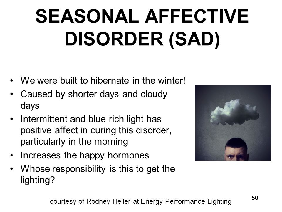 affective disorder essay seasonal Seasonal affective disorder short essay not entirely in depth could have been more detalied about function of hormonesseasonal affective disorderseasonal affective disorder, or sad, is a common problem of people living  (4 pages) 116 0 37 jan/1996 subjects: science essays.