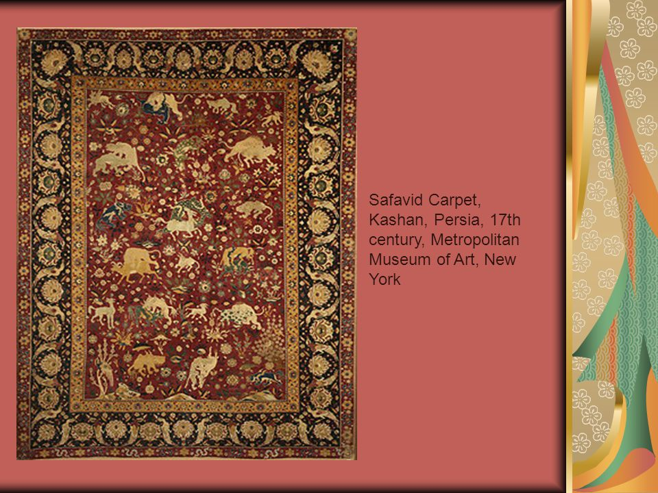Islamic Art Islam spread rapidly after its founding, encompassing