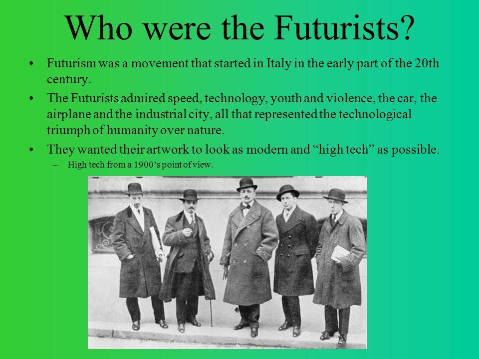 20th century futurism