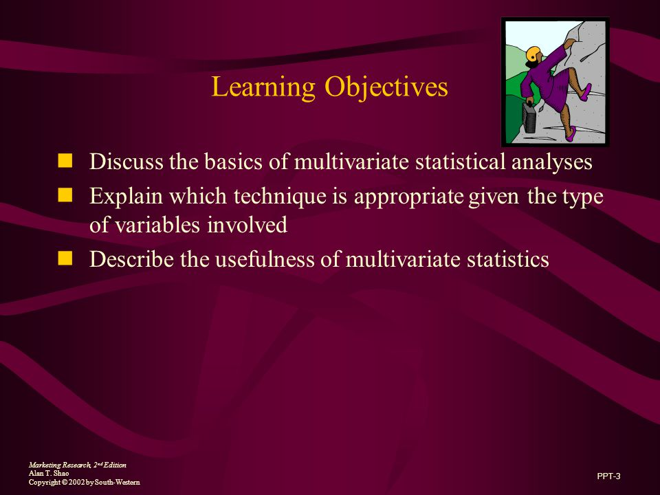 Ppt multivariate data analysis chapter 7 conjoint analysis.