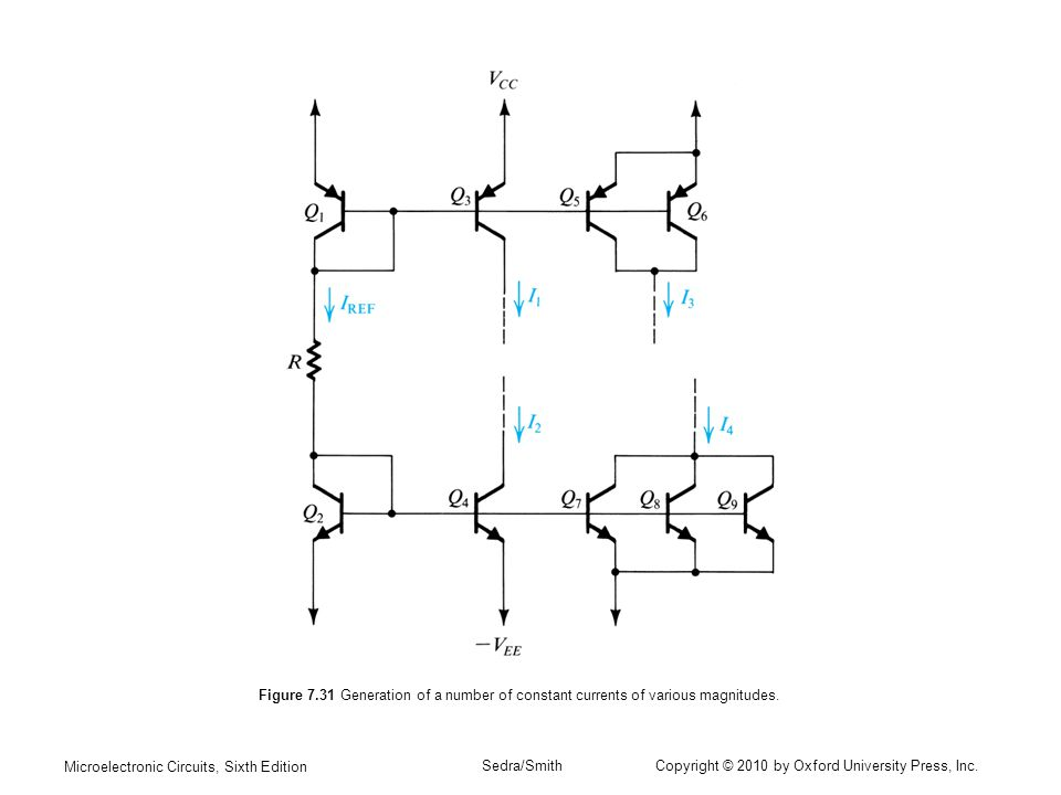 building blocks of integrated-circuit amplifiers