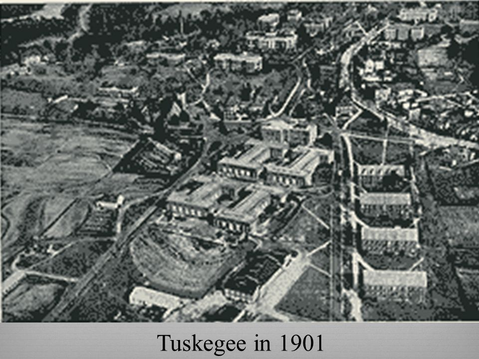 Tuskegee in 1901