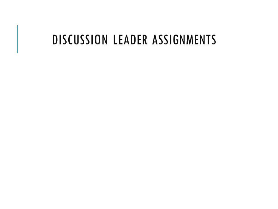 developmental psychology assignments