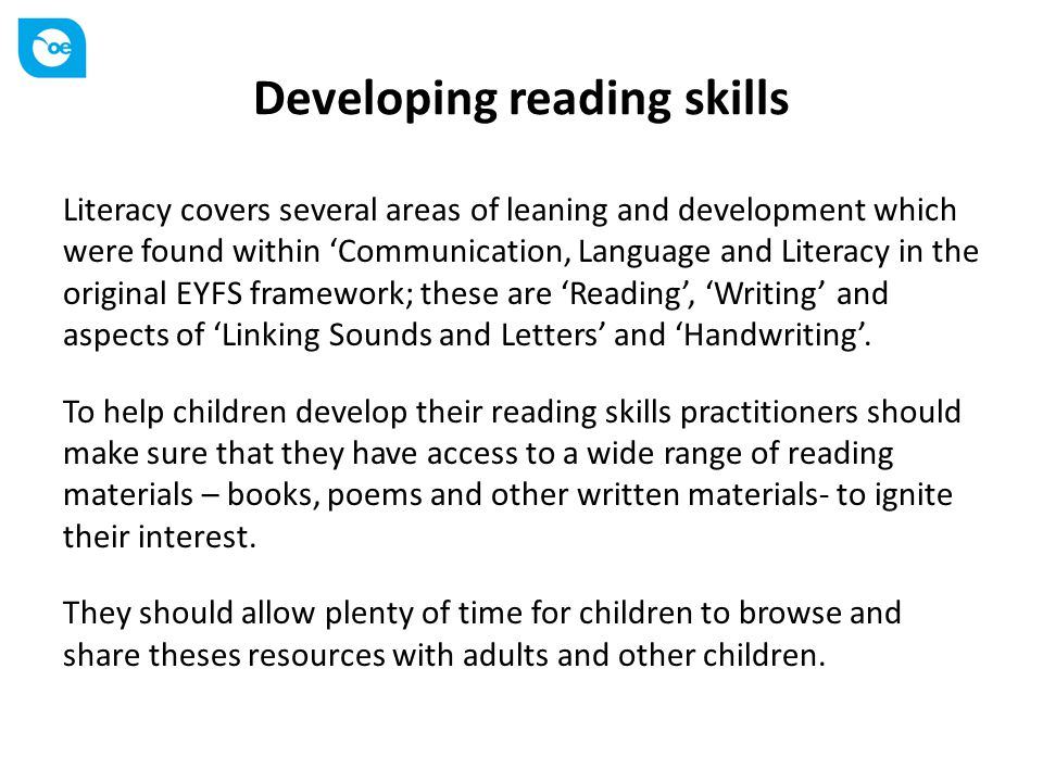 In Improving reading adults skills