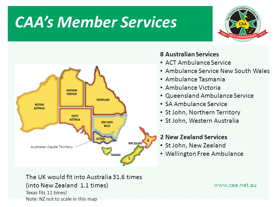 Ambulance Services in Australasia ppt video online download