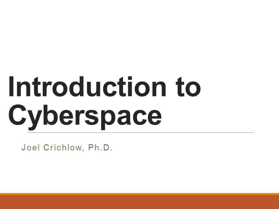 a brief summary of different views on cyberspace Race, place and identity race and gender take on a number of different forms when they intersect with technology, although most of those permutations resemble their real time counterparts, where atavistic attitudes and practices exist alongside progressive views and activities.