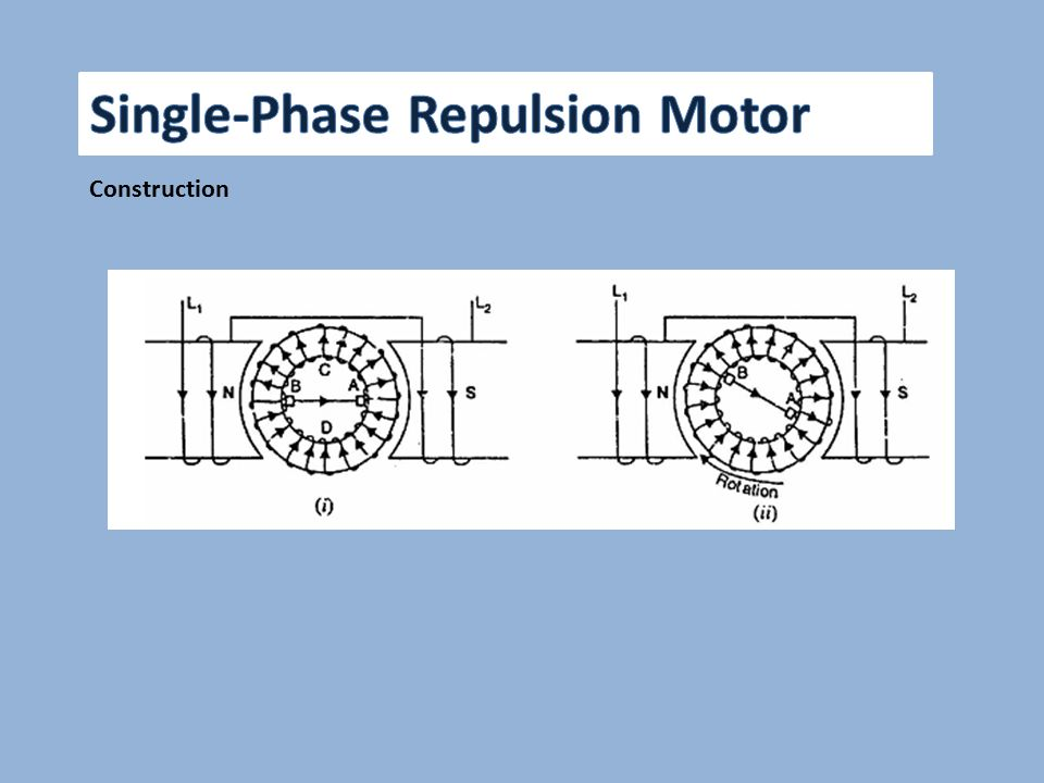 Repulsion Motor Wire Diagram - Wiring