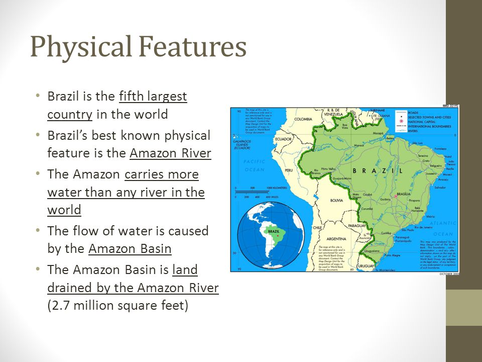 Brazil Chapter Ppt Download