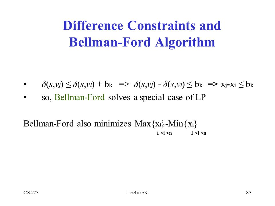 Bellman-ford in 5 minutes — step by step example youtube.