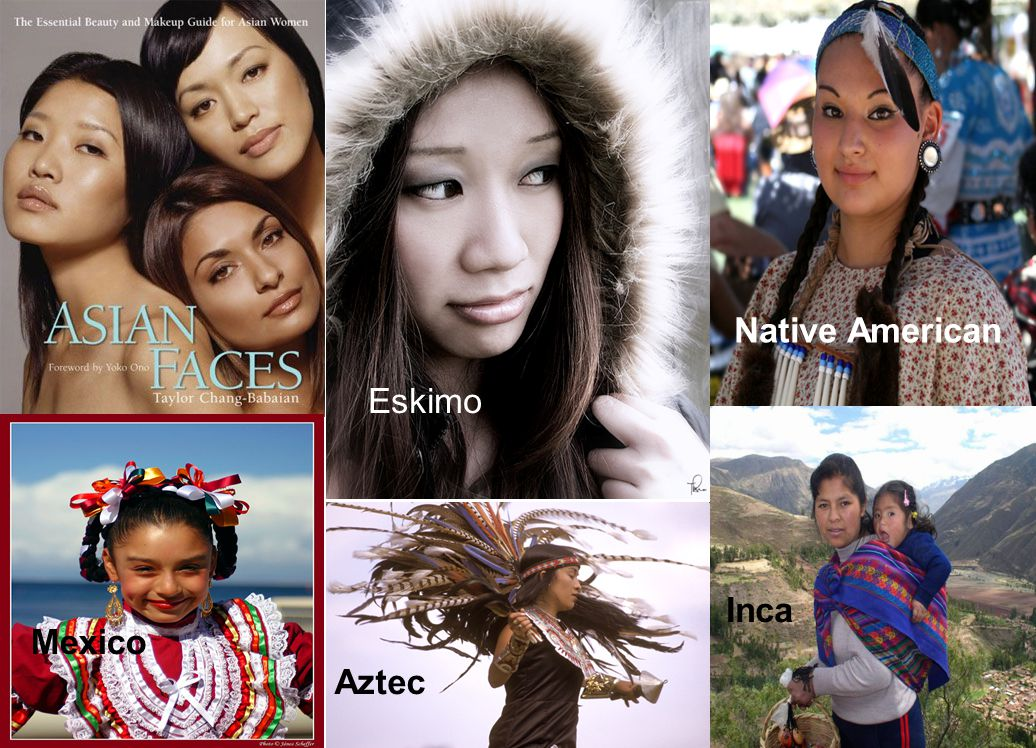 are aztecs native american