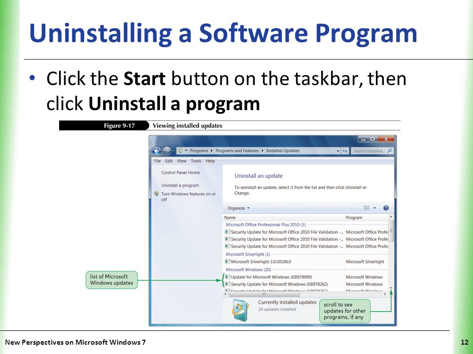 Windows Tutorial 9 Maintaining Hardware and Software - ppt