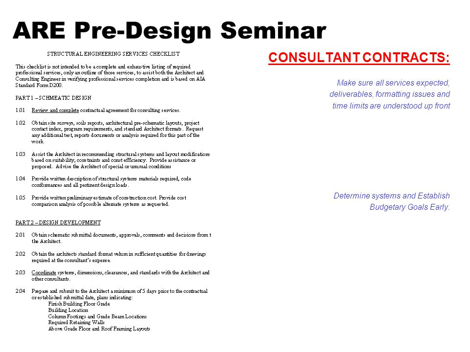 Schematic Design Deliverables Aia - Trusted Wiring Diagram •