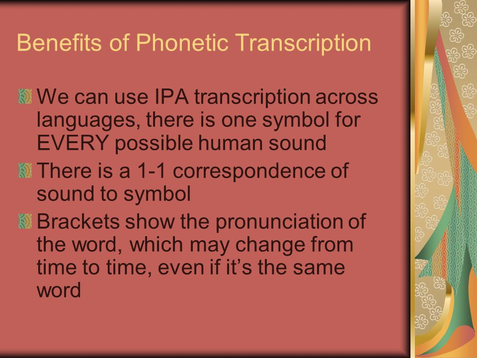 Introduction To Phonetics Ppt Video Online Download