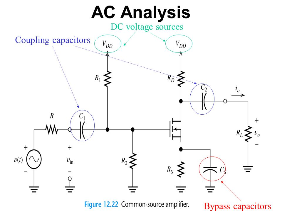 12 5 Common Source Amplifiers - ppt video online download