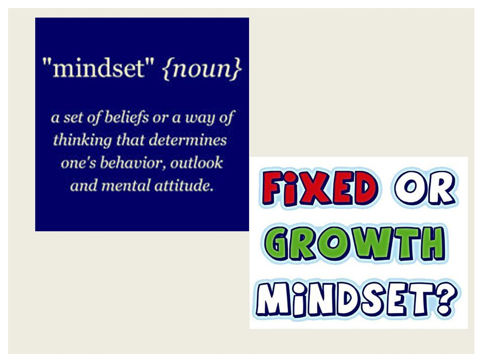 Motivating students to learn requires knowing and teaching the right kind of mindset.