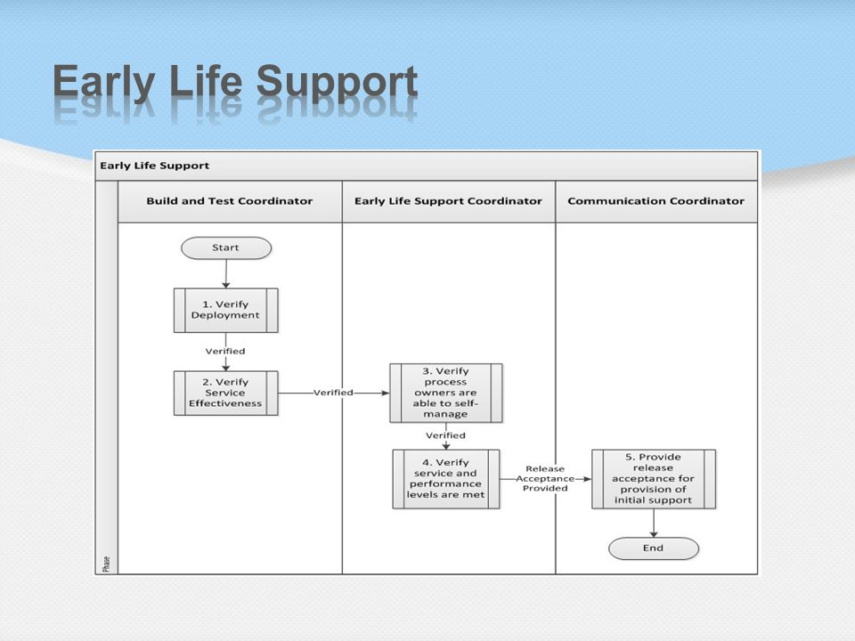 Early Life Support