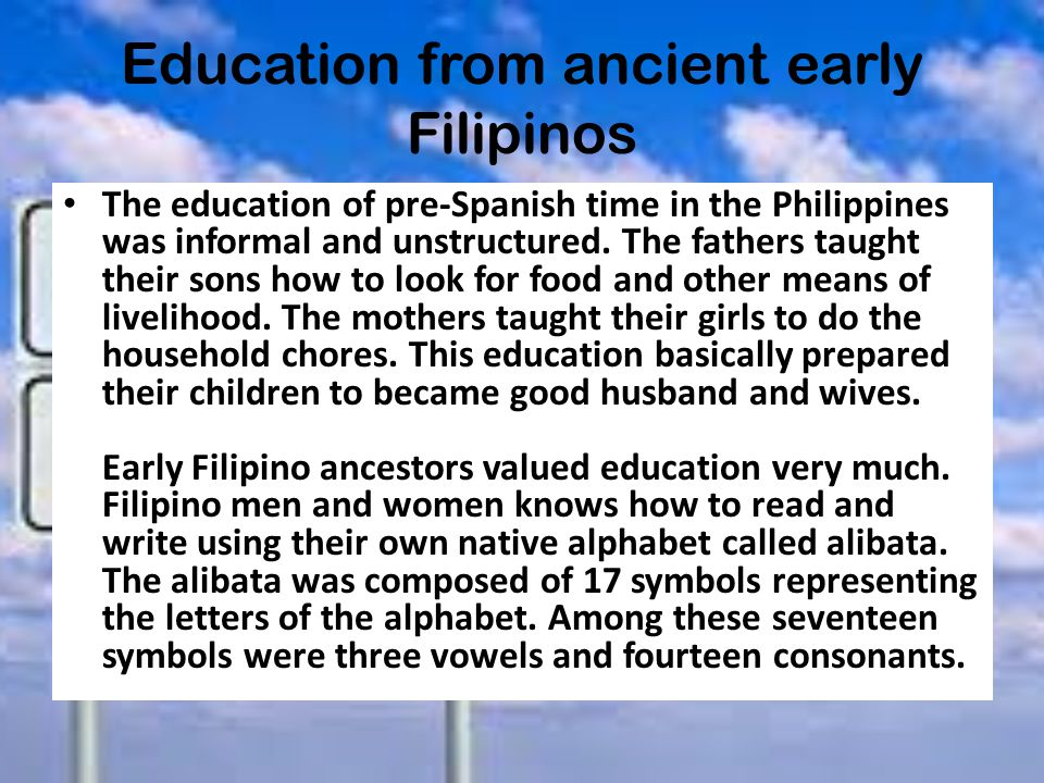 Philippines Education System Ppt Video Online Download