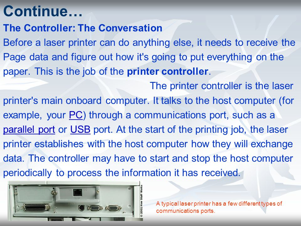 inkjet printer working principle pdf