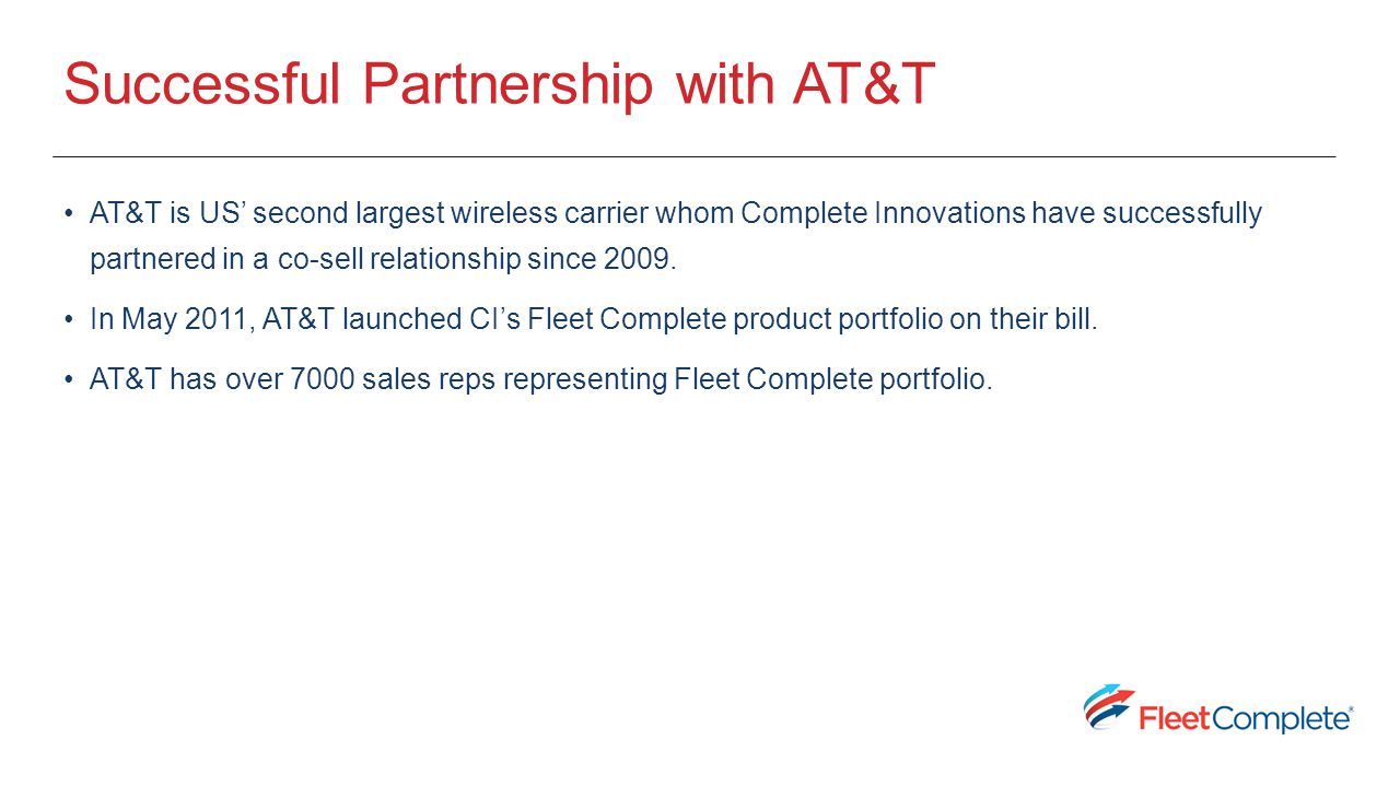 why at&t is successful