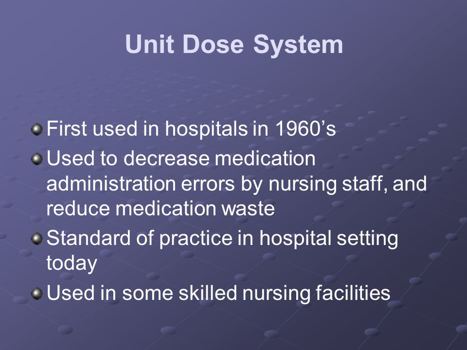 Automation in Pharmacy - ppt video online download