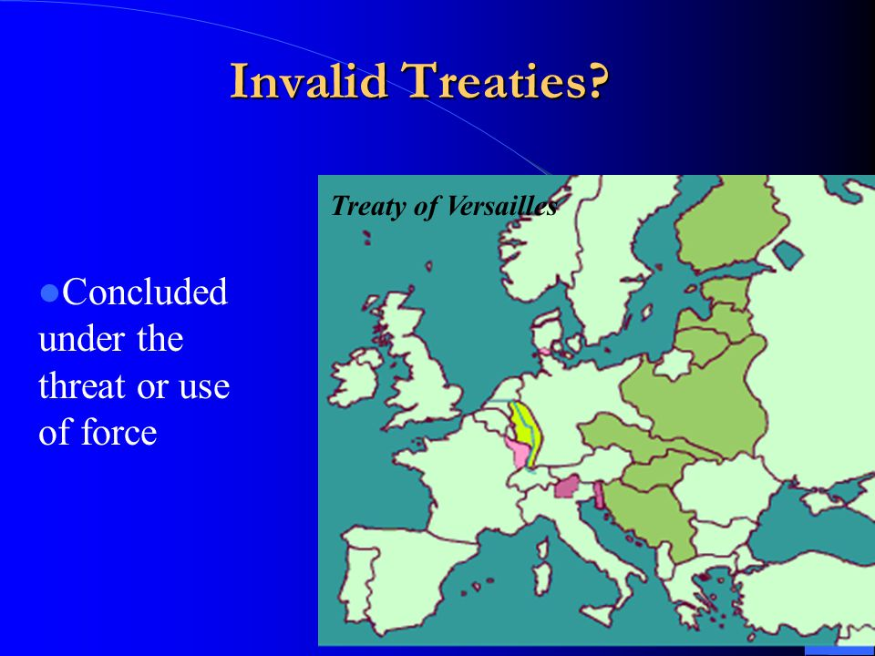 Lecture 4 Sources Of International Law Custom And Treaties Ppt