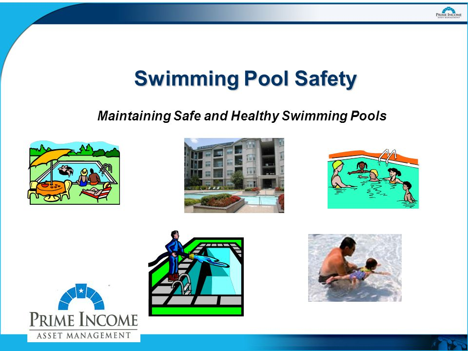 Maintaining Safe and Healthy Swimming Pools