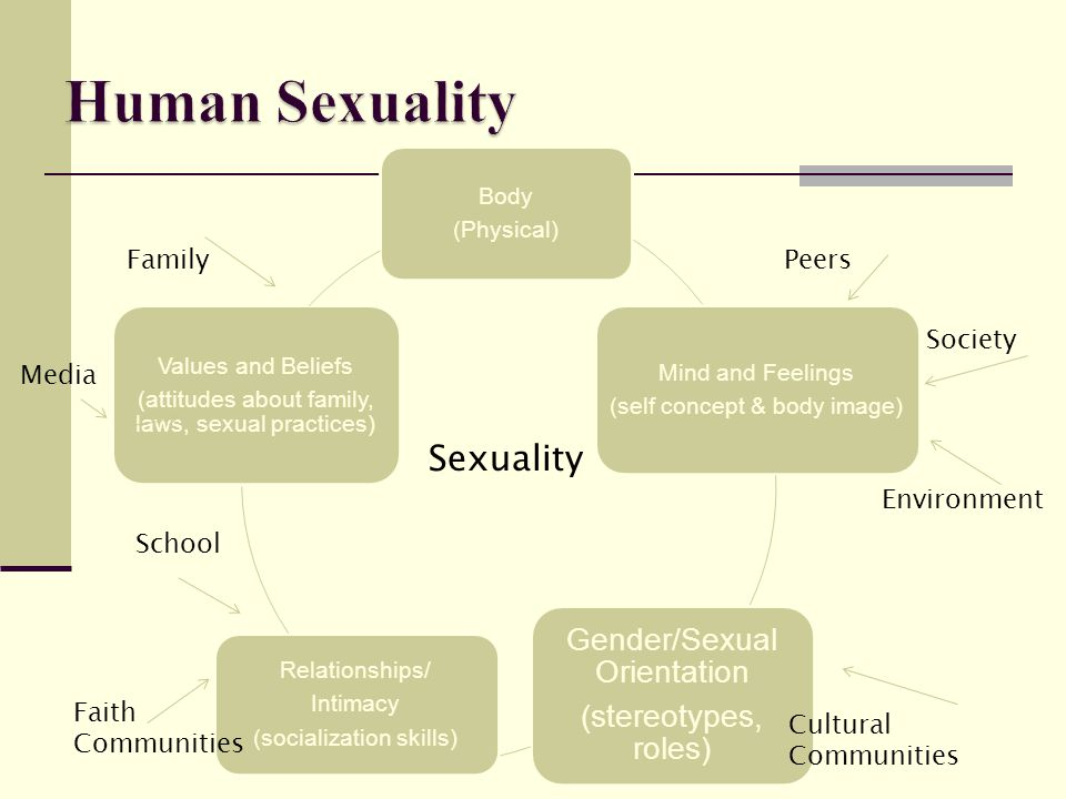 practices Human sexual