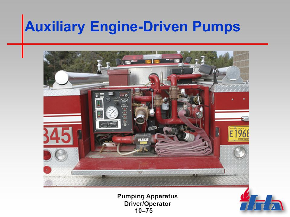 Pump Power Take Off : Pumping apparatus driver operator ppt download