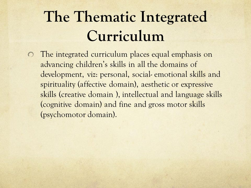 Early Childhood Education - ppt download