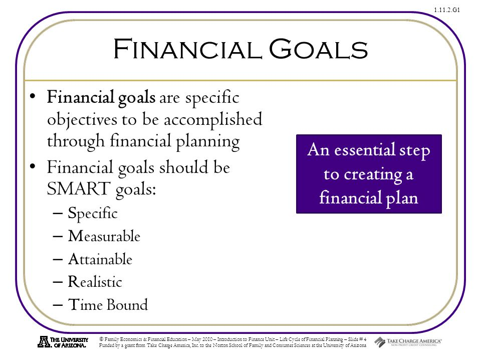 life cycle of financial planning ppt download