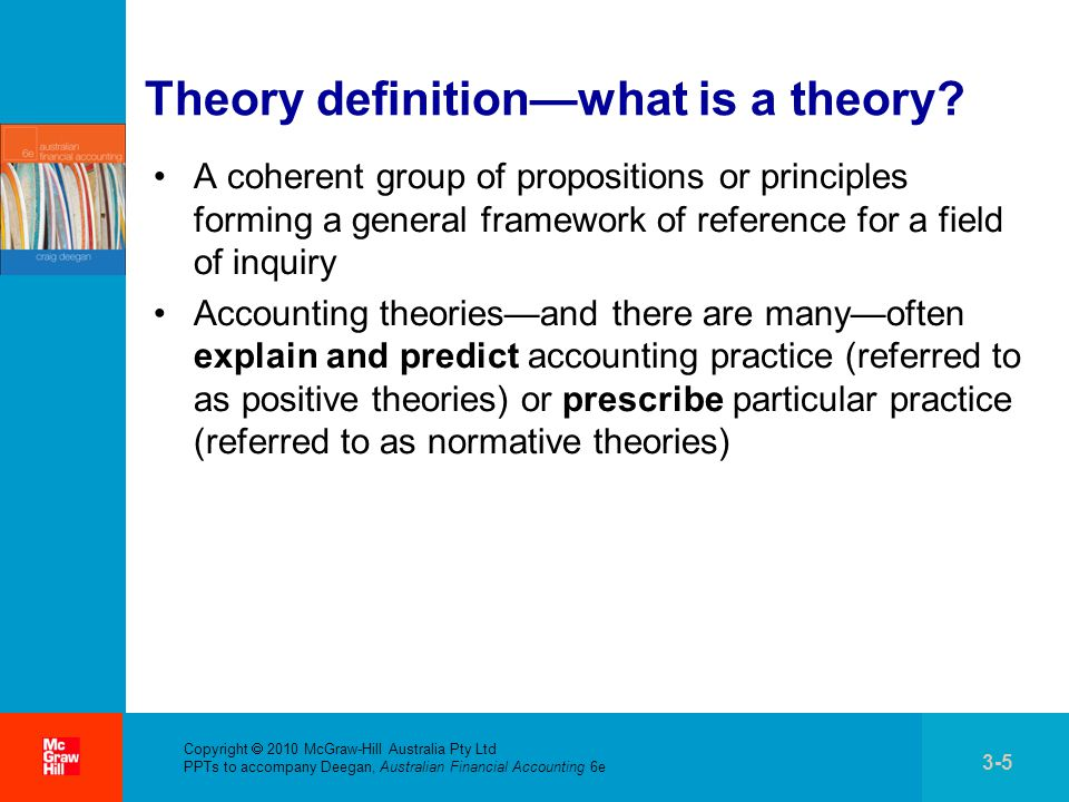 positive accounting theory definition